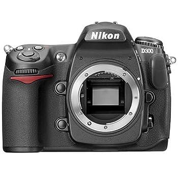 Nikon D300 DX 12.3MP Digital SLR Camera  Body Only