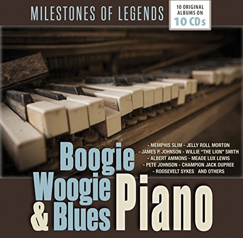 Boogie Woogie & Blues Piano