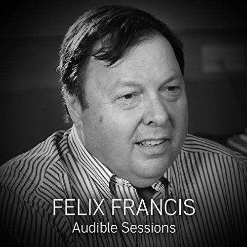 Felix Francis audiobook cover art