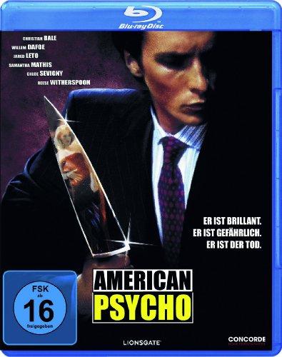 American Psycho [Blu-ray]