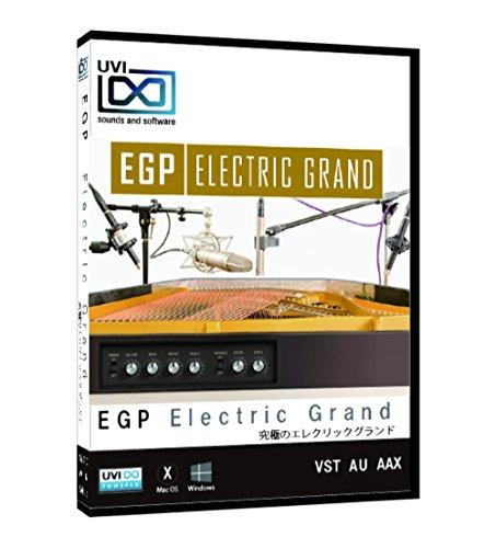UVI EGPエレクトリックグランド ピアノ音源ダウンロード製品 国内正規品