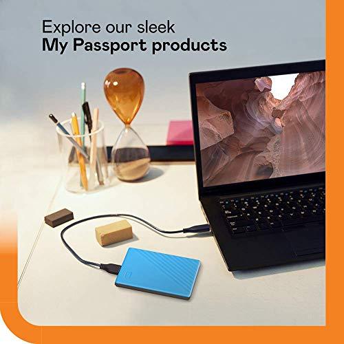 WD Elements Portable , externe Festplatte – 5 TB – USB 3.0 – WDBU6Y0050BBK-WESN - 9