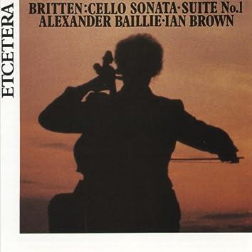 Britten, Cello Sonata, Suite No. 1