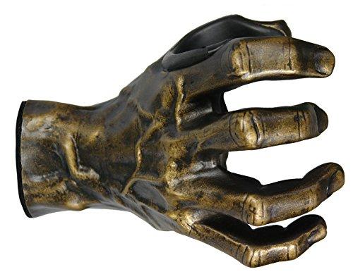 GuitarGrip RHGH135R Antique Mann rechte Hand Griff brass