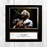 Justin Vernon - Bon Iver 1 NDW Signed Reproduction