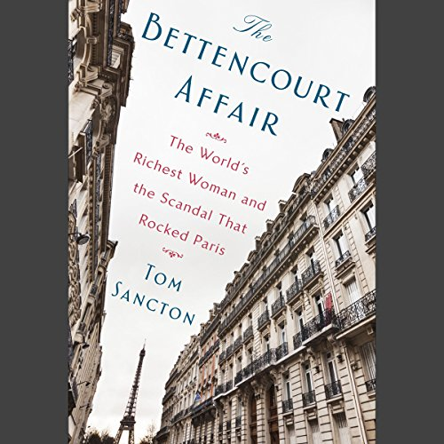 Page de couverture de The Bettencourt Affair