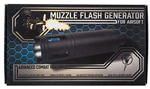 Blasterparts Muzzle Flash Generator for Airsoft