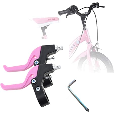MonkeyJack Kids Girls Boys Lightweight Brake Levers Bicycle Bike Cycle Handlebar Brakes