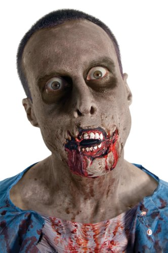 The Walking Dead Grim Grin Latex Prosthetic Costume Makeup