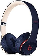 Beats Solo3 Wireless On-Ear Headphones - Apple W1 Headphone Chip, Class 1 Bluetooth, 40 Hours Of Listening Time - Club Nav...