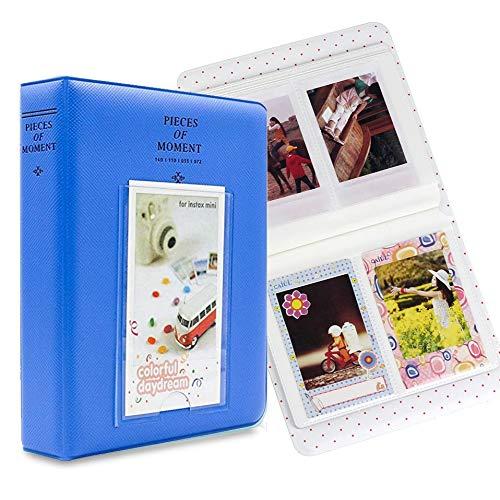 NO BRAND camerastatief/statief voor fototoestel met 64 kaartnamen voor Fujifilm Instax Mini 8/7S/70/25/50/90 (beige), random color