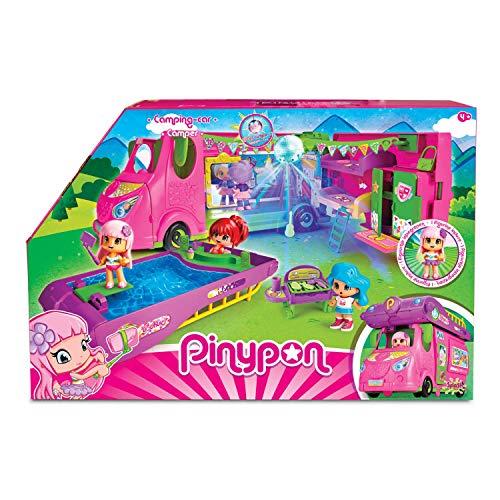 Pnypon Cool Caravan - Set de Juguete y Accesorios Divertidos con 1 Figura para niños y niñas de 4 a 8 años (Famosa 700015070)
