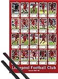 1art1 Fußball Poster (91x61 cm) Liverpool, Squad Profiles