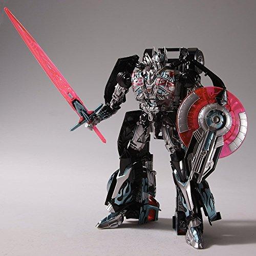 "【ToysRus Japan Limited】TRANSFOMERS Movie Advanced Series ""Black Knight Optimus Prime""/TAKARA TOMY/Japanease import figure"
