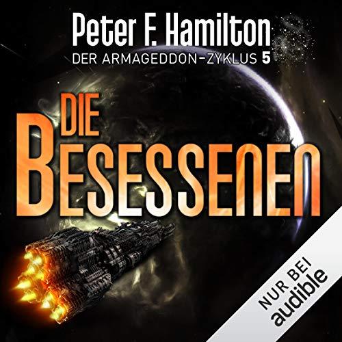 Die Besessenen audiobook cover art
