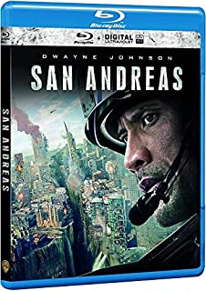 San Andreas [Warner Ultimate (Blu-Ray)] (B00YQ31F1K) | Amazon price tracker / tracking, Amazon price history charts, Amazon price watches, Amazon price drop alerts