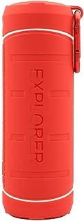 Remax RB-M10 Outdoor Bluetooth Speaker Portable Wireless Audio Player Sound Box - Red
