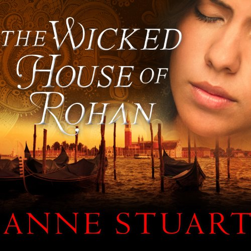 The Wicked House of Rohan audiobook cover art