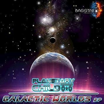 Galactic Worlds - EP