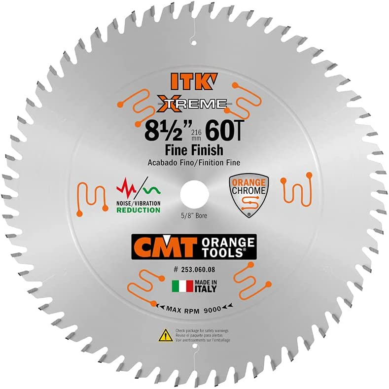 CMT 253.060.08 ITK Industrial Finish Gorgeous Saw Miter Sliding excellence Compound