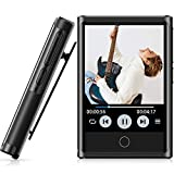 """72GB MP3 Player, Clip MP3 Player with Bluetooth 4.2, 2"""" Touch Screen, Portable"""