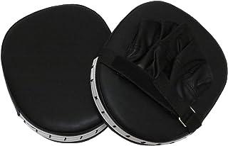 ボクシング・空手・格闘技の練習等に☆パンチングミット左右セットダイエット、トレーニング、エクササイズに!