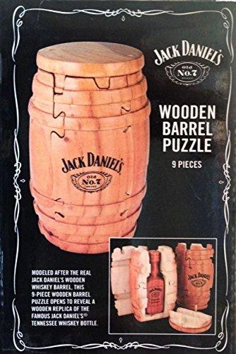 Jack Daniel 's Holzfass Puzzle
