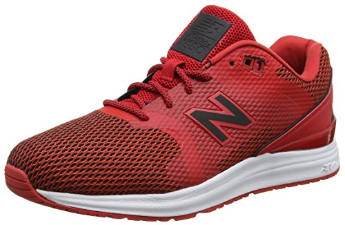 New Balance Herren 1550 Sneakers, Rot (Red), 43 EU