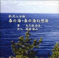 CD 大久保靖恵 箏・尺八分離 春の海・春の海幻想曲 (送料など込)