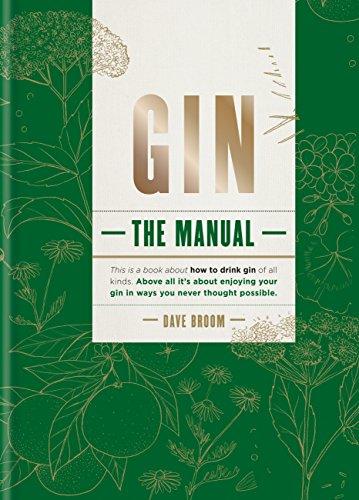 Gin The Manual (English Edition)