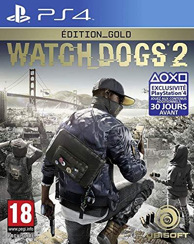 Watch Dogs 2 - Édition Gold [Importación Francesa]