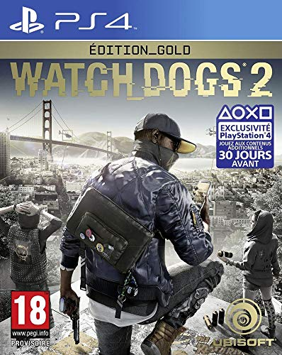 Watch Dogs 2 - édition gold