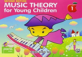 Music Theory for Young Children, Bk 1 (Poco Studio Edition)