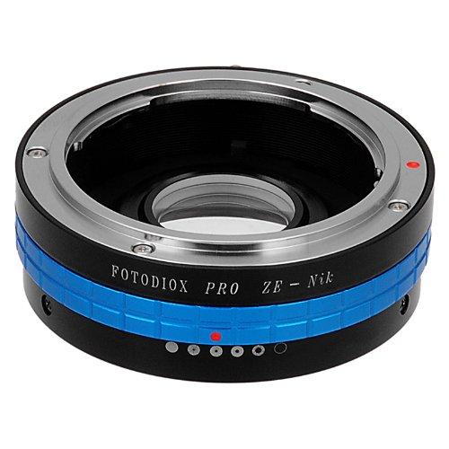 Fotodiox Pro Adaptor de Montura de Lente para Lente Mamiya ZE a...