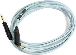 Kaminari acústica Cable de guitarra 10ft (3M) recto a ángulo SL fabricado en Japón