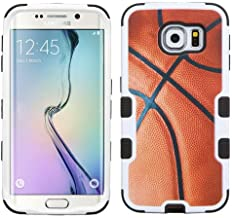 Wydan Case for Samsung Galaxy S6 Edge - TUFF Hybrid Hard Shockproof Case Heavy Duty Protective Cover