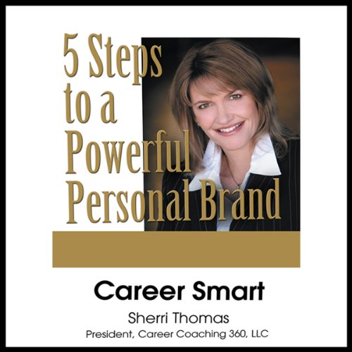 Career Smart audiobook cover art