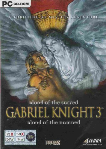 Gabriel Knight 3: Blood of the Sacred, Blood of the Damned (輸入版)