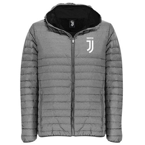 Diva Piumino/Giubbino F.C. Juventus - Prodotto Ufficiale (L, Grigio)