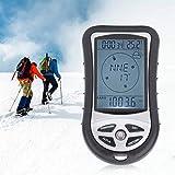 高度計電子高度計ナビゲーションGPS高度計登山用小型風速計風速計、キャンピン