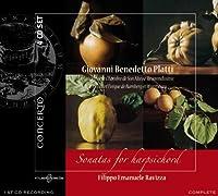 Sonatas for Harpsichord (2011-08-30)