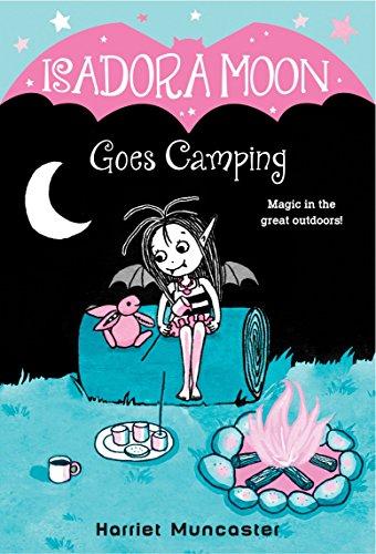 Isadora Moon Goes Camping: 2