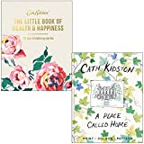 The Little Book of Health & Happiness & A Place Called Home By Cath Kidston 2 Books Collection Set
