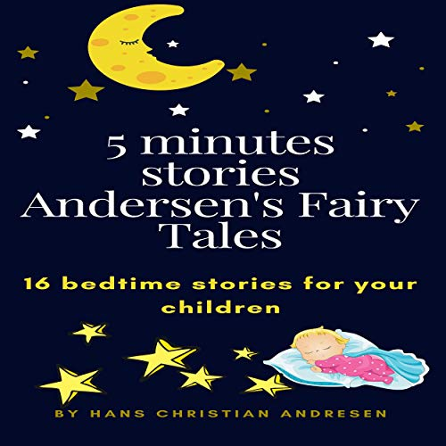 5 Minutes Stories: Andersen's Fairy Tales cover art