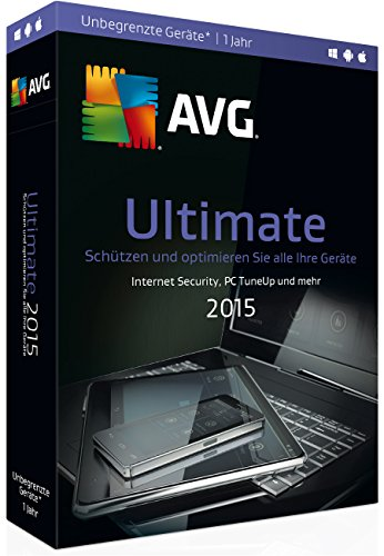 S.A.D AVG Ultimate 2015 [import allemand]