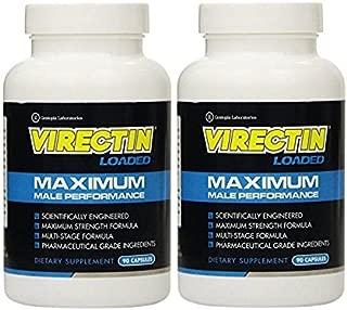 Virectin Loaded 180ct. (2 Bottles 90 ct. each)