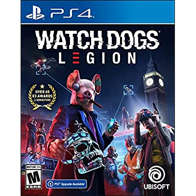 watch dogs legion, End of 'Related searches' list