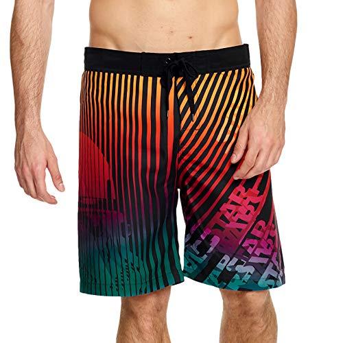 Star Wars Pantalones Cortos de natación Hombre Trooper & Stripes Elven Forest