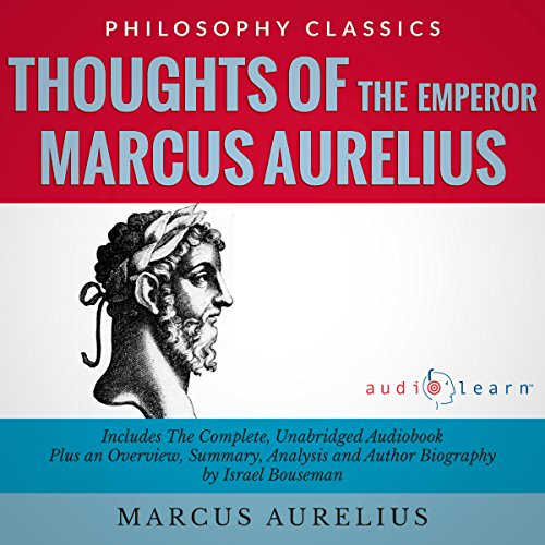 Thoughts of the Emperor Marcus Aurelius Antoninus audiobook cover art