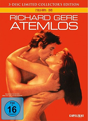 Atemlos (3-Disc Limited Collector's Edition im Mediabook) [Blu-ray] [Limited Edition]
